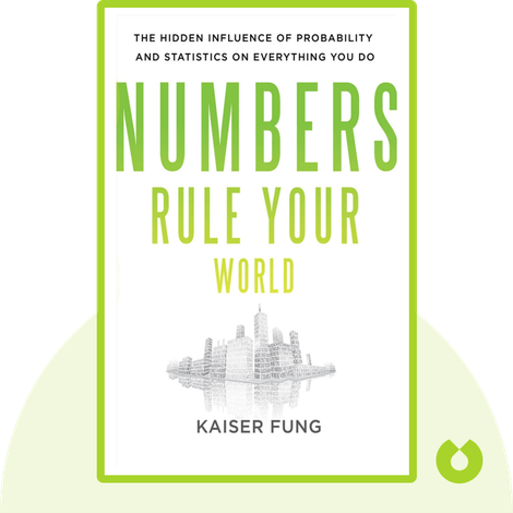 Numbers Rule Your World by Kaiser Fung