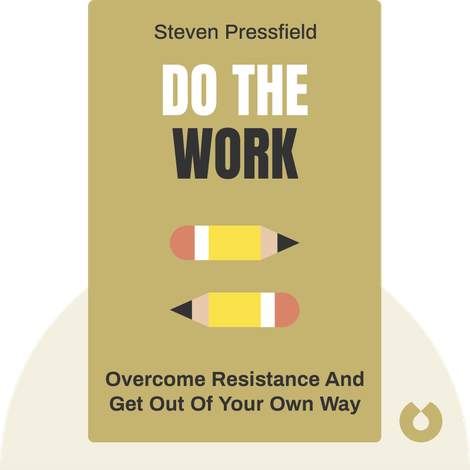 Do the Work von Steven Pressfield