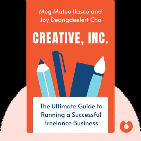 Creative, Inc. by Meg Mateo Ilasco and Joy Deangdeelert Cho