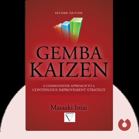 Gemba Kaizen by Masaaki Imai