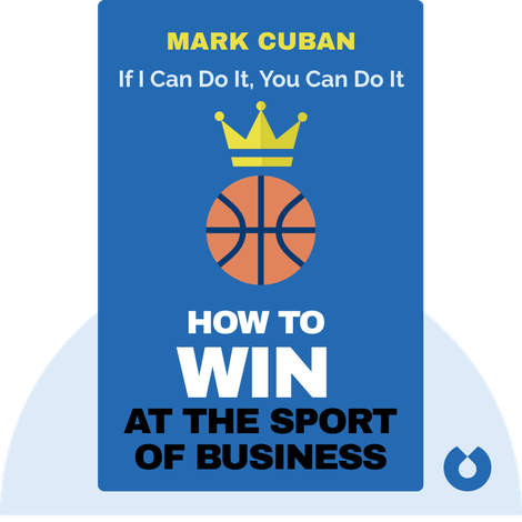 How to Win at the Sport of Business von Mark Cuban