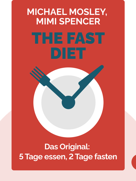 The Fast Diet: Das Original: 5 Tage essen, 2 Tage fasten  von Michael Mosley, Mimi Spencer