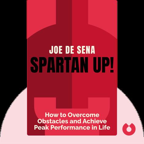 Spartan Up! by Joe de Sena