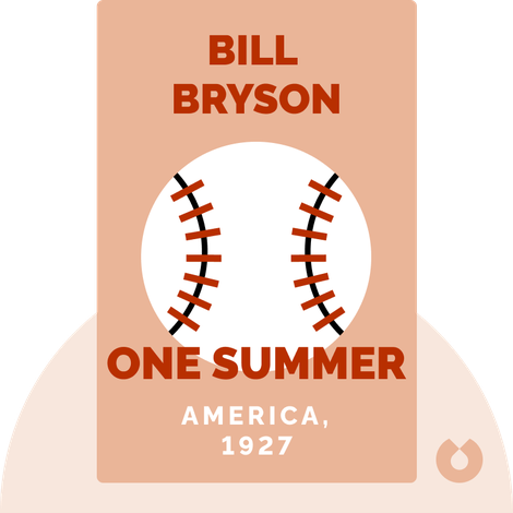 One Summer von Bill Bryson