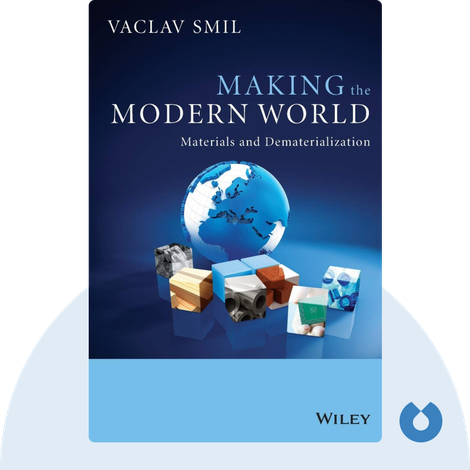 Making the Modern World by Vaclav Smil