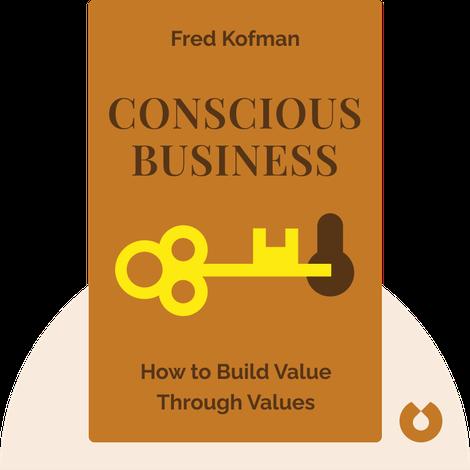 Conscious Business von Fred Kofman