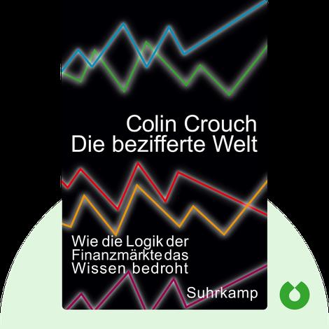 Die bezifferte Welt by Colin Crouch