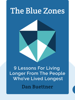 The Blue Zones: 9 Lessons for Living Longer From the People Who've Lived Longest von Dan Buettner