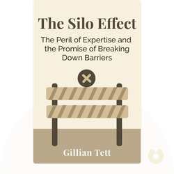 The Silo Effect: The Peril of Expertise and the Promise of Breaking Down Barriers by Gillian Tett