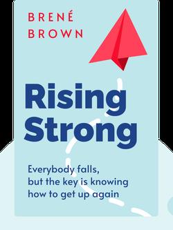 Rising Strong von Brené Brown