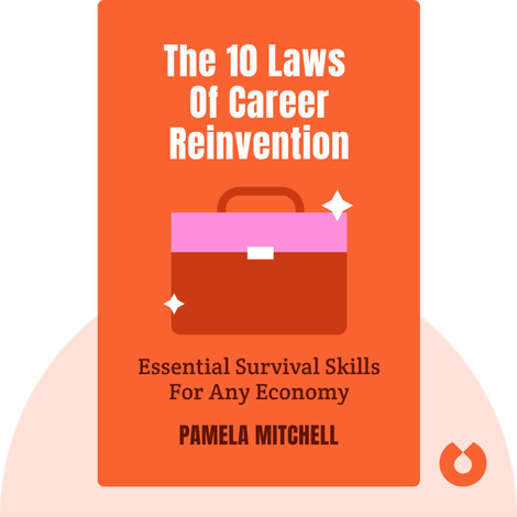 The 10 Laws of Career Reinvention von Pamela Mitchell