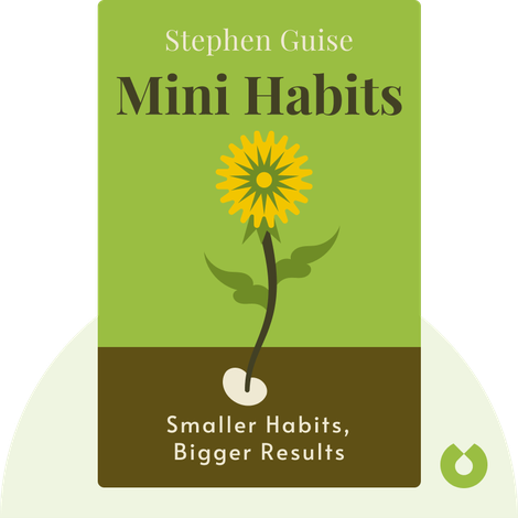 Mini Habits by Stephen Guise