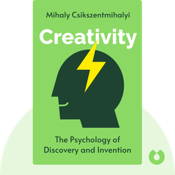 Creativity: The Psychology of Discovery and Invention von Mihaly Csikszentmihalyi