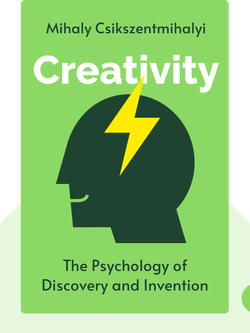 Creativity: The Psychology of Discovery and Invention by Mihaly Csikszentmihalyi