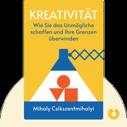 Kreativität: Wie Sie das Unmögliche schaffen und Ihre Grenzen überwinden von Mihaly Csikszentmihalyi