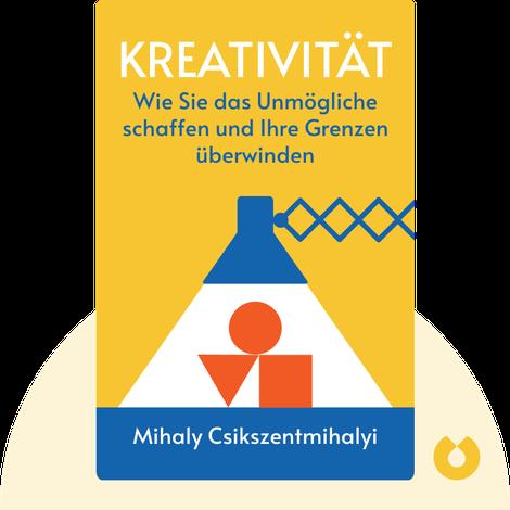 Kreativität by Mihaly Csikszentmihalyi