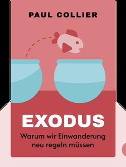 Exodus: Warum wir Einwanderung neu regeln müssen by Paul Collier
