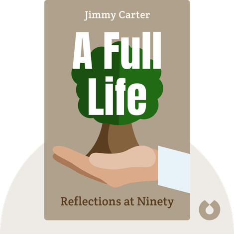 A Full Life von Jimmy Carter