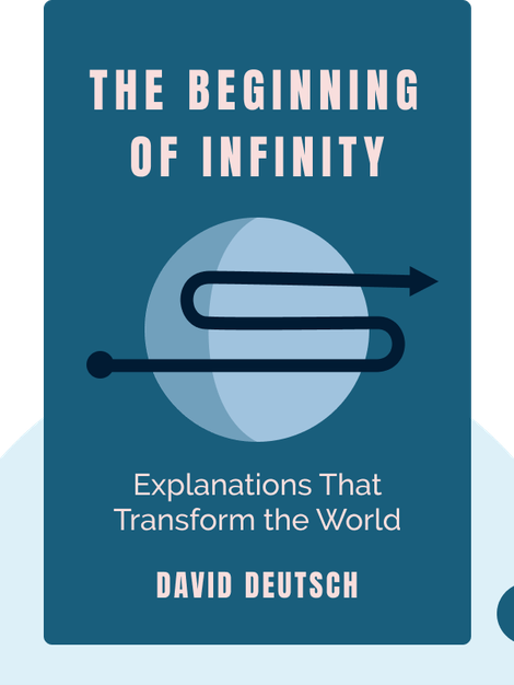 The Beginning of Infinity: Explanations That Transform the World by David Deutsch