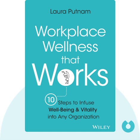 Workplace Wellness that Works by Laura Putnam