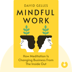 Mindful Work: How Meditation is Changing Business from the Inside Out by David Gelles