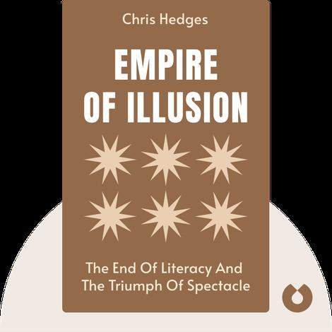 Empire of Illusion von Chris Hedges