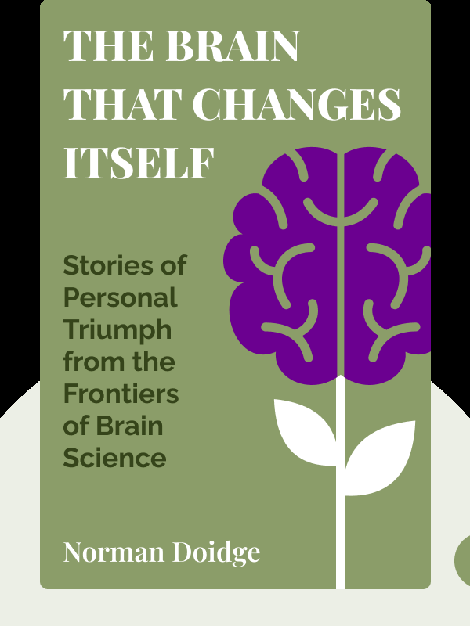 The Brain that Changes Itself: Stories of Personal Triumph from the Frontiers of Brain Science von Norman Doidge