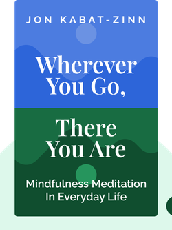Wherever You Go, There You Are: Mindfulness Meditation In Everyday Life von Jon Kabat-Zinn