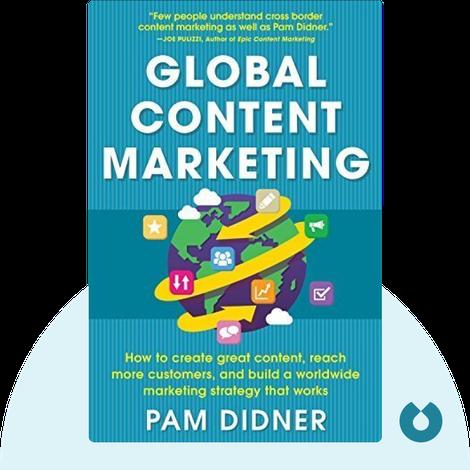 Global Content Marketing von Pam Didner