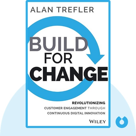 Build For Change by Alan Trefler