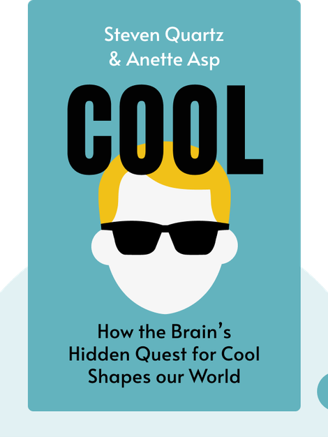 Cool: How the Brain's Hidden Quest for Cool Drives Our Economy and Shapes our World von Steven Quartz & Anette Asp