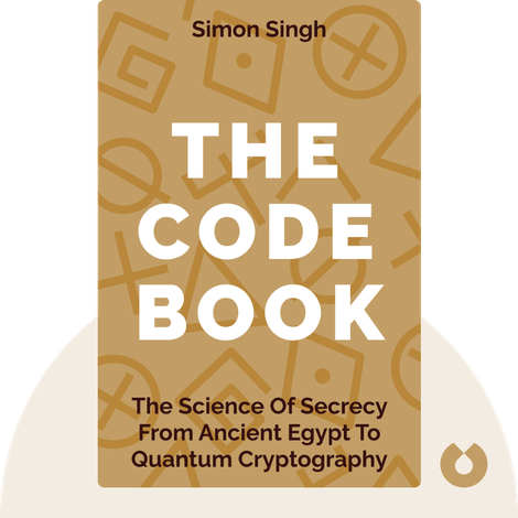 The Code Book by Simon Singh