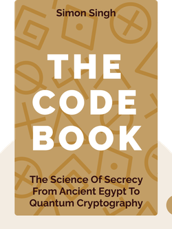 The Code Book: The Science of Secrecy From Ancient Egypt to Quantum Cryptography von Simon Singh