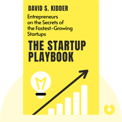 The Startup Playbook von David S. Kidder