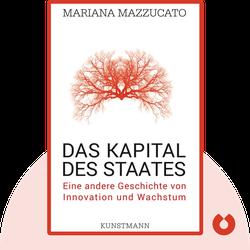 Das Kapital des Staates: Eine andere Geschichte von Innovation und Wachstum by Mariana Mazzucato