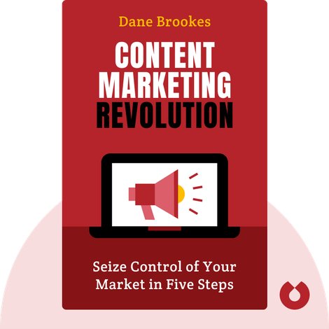 Content Marketing Revolution by Dane Brookes