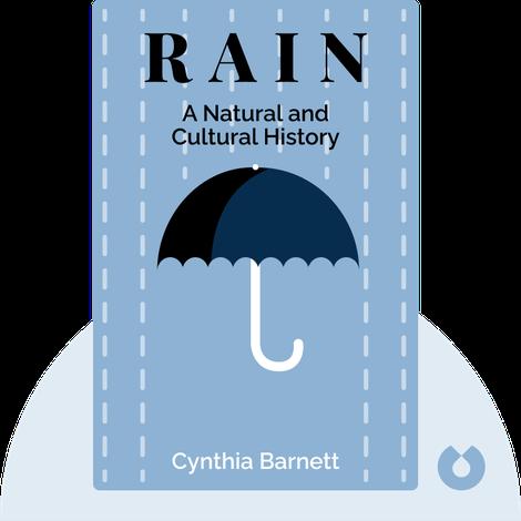 Rain von Cynthia Barnett
