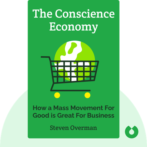 The Conscience Economy by Steven Overman