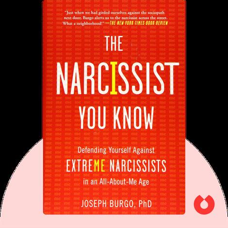 The Narcissist You Know von Joseph Burgo
