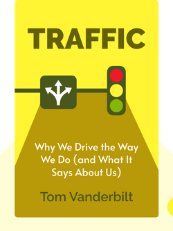 Traffic: Why We Drive the Way We Do (and What It Says About Us) by Tom Vanderbilt