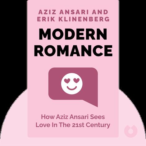 Modern Romance von Aziz Ansari and Erik Klinenberg
