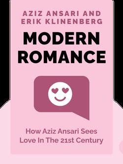 Modern Romance by Aziz Ansari and Erik Klinenberg