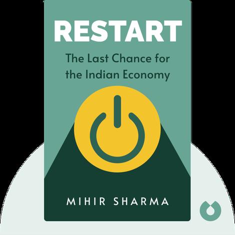 Restart by Mihir Sharma