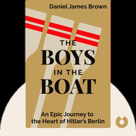 The Boys in the Boat von Daniel James Brown
