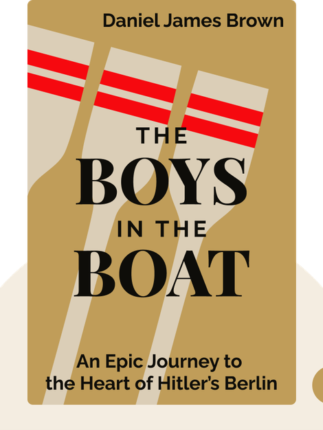 The Boys in the Boat: An Epic Journey to the Heart of Hitler's Berlin by Daniel James Brown