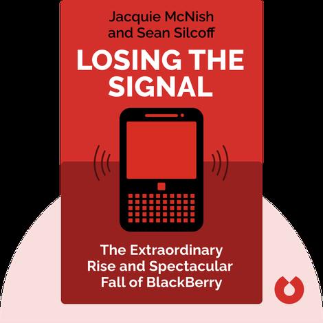 Losing The Signal von Jacquie McNish and Sean Silcoff