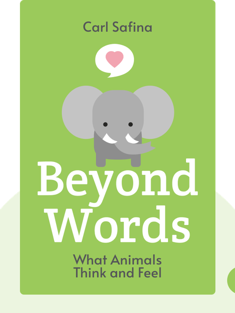 Beyond Words: What Animals Think and Feel von Carl Safina