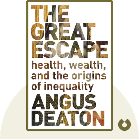 The Great Escape von Angus Deaton