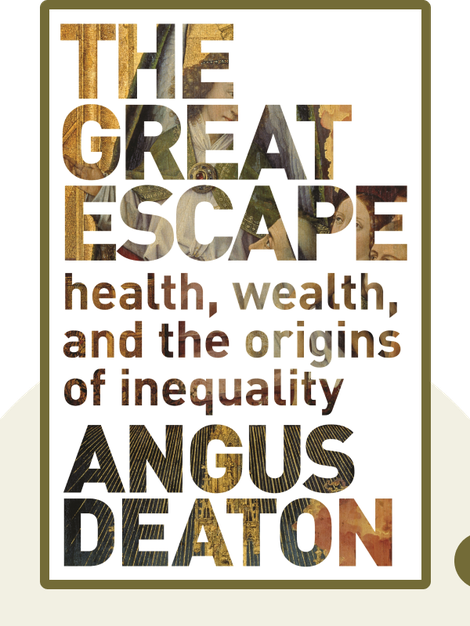 The Great Escape: Health, Wealth and the Origin of Inequality von Angus Deaton