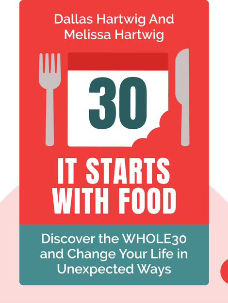 It Starts With Food: Discover the WHOLE30 and Change Your Life in Unexpected Ways von Dallas Hartwig and Melissa Hartwig
